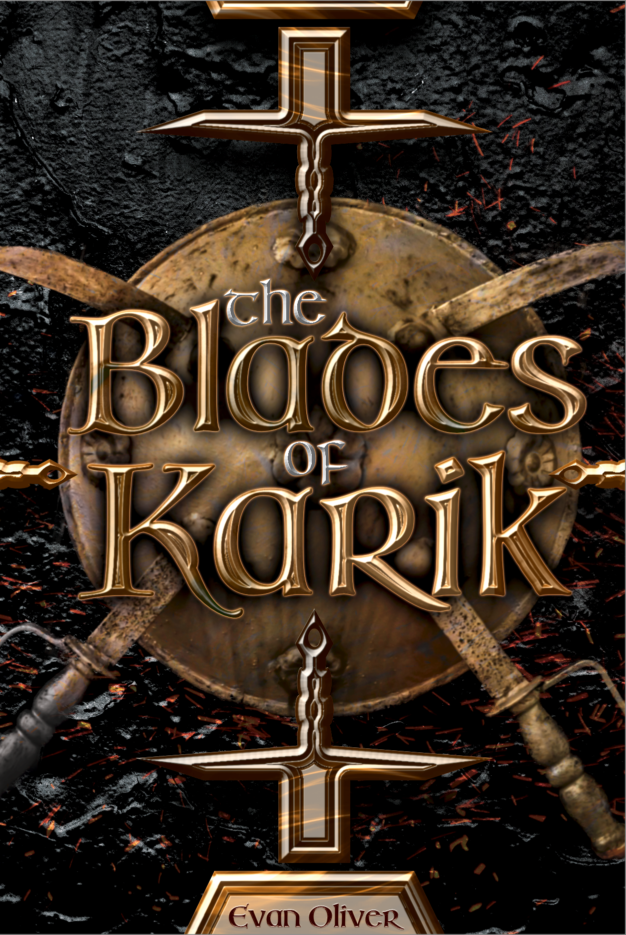THE BLADES OF KARIK