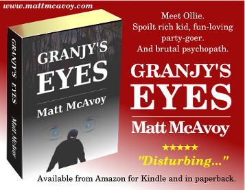 Granjy's Eyes by Matt McAvoy
