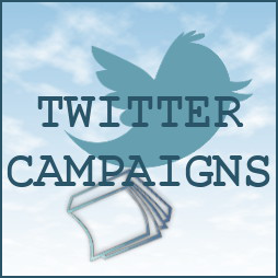 Book Twitter campaigns